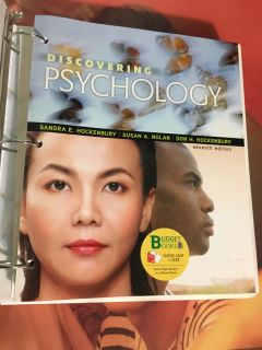 Psychology book