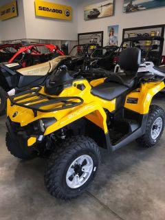 2017 Can-Am Outlander MAX DPS 450 Utility ATVs Las Vegas, NV