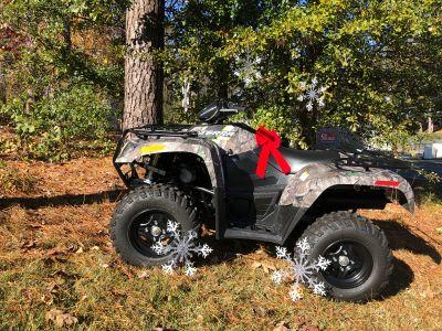 2018 Textron Off Road Alterra VLX 700 EPS ATV Off Road Jasper, GA