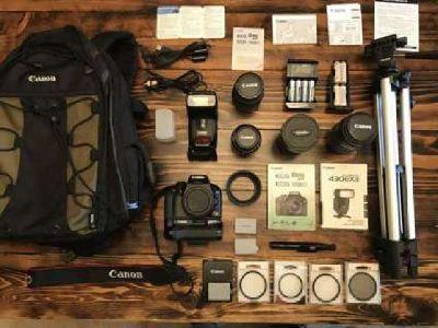 Canon DSLR Bundle