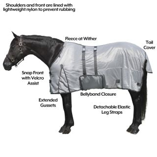 Used horse fly/UV/Mosquito sheets