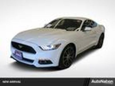 Used 2017 Ford Mustang Oxford White, 8.37K miles