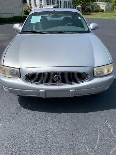 2002 Buick LeSabre Custom (White)