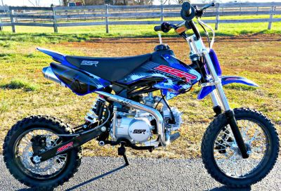 2017 SSR Motorsports SR125 Competition/Off Road Motorcycles Marengo, IL