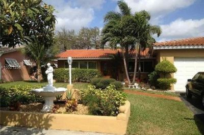 Well kept large remodeled home with a pool.