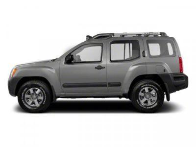 2010 Nissan Xterra X (Silver Lightning Metallic)
