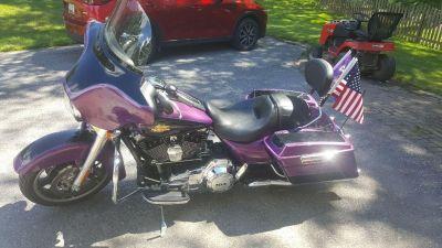 2011 Harley-Davidson STREET GLIDE CVO