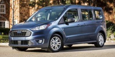2019 Ford Transit Connect Wagon XL (Silver)