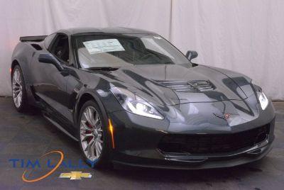 2019 Chevrolet Corvette Z06 1LZ (Shadow Gray Metallic)