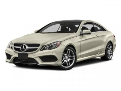 2016 Mercedes-Benz E-Class E 400 Coupe RWD (Selenite Grey Metallic)
