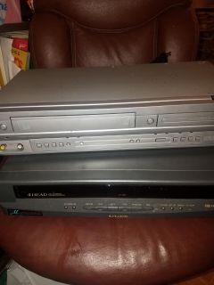 2 vcrs