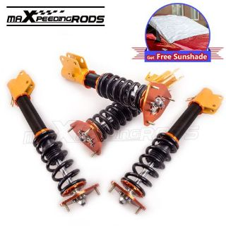 Buy Coilover Shock Strut Kit for Subaru Impreza WRX STI GDF Lowering Suspension motorcycle in Rowland Heights, California, United States