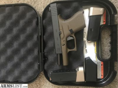 For Trade: Lipsey s fde glock 43