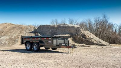 "2018 MAXXD TRAILERS 12' X 72"" DUMP TRAILER Equipment Trailer Trailers Elk Grove, CA"