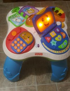 Fisher Price Laugh and Learn Activity Table