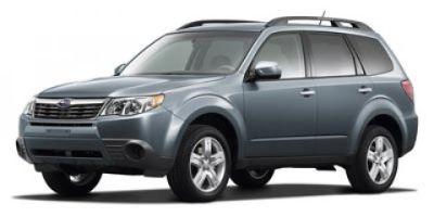 2009 Subaru Forester 2.5 X Premium (Spark Silver Metallic)