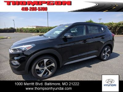2018 Hyundai Tucson Value (Black Noir Pearl)