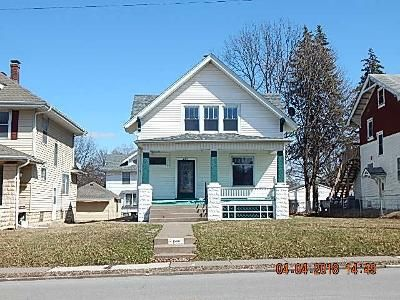 Foreclosure Property in Davenport, IA 52804 - N Marquette St