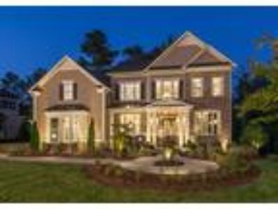 The Duncan by Toll Brothers: Plan to be Built