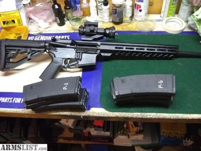 For Sale: AR-15 5.56 with Vortex sight