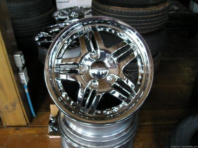 4 18 inch veloce WHEELS atlanta (with shipping available