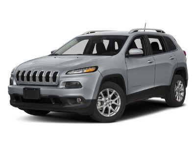 2018 Jeep Cherokee (Billet Silver Metallic Clearcoat)