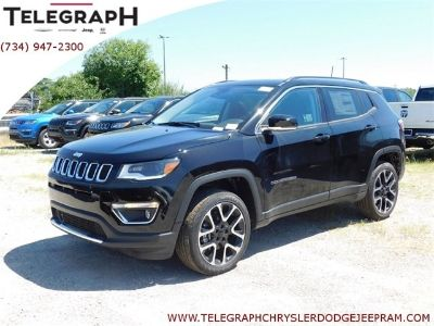 2018 Jeep Compass Limited ()