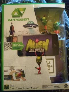 Alien Jailbreak mobile app game