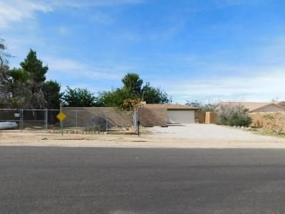 3 Bed 2 Bath Preforeclosure Property in Yucca Valley, CA 92284 - Camarilla Ave