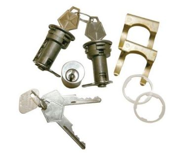 Purchase Ignition / Door & Trunk Lock Set 1966-68 A/B/C Body Charger Dart Mopar LOGO KEY motorcycle in Madera, California, United States, for US $53.00
