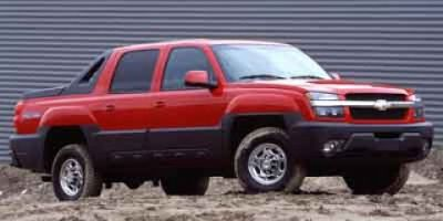 2003 Chevrolet Avalanche 1500 (Arrival Blue Metallic)