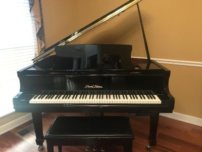 Pearl River Baby Grand with Player