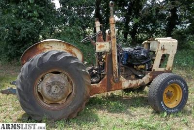 For Sale/Trade: Ford Tractors