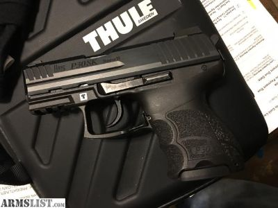 For Trade: Hk p30sk 9mm