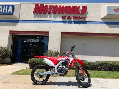 2019 Honda CRF450R Motocross Motorcycles EL Cajon, CA