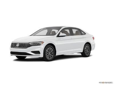 2019 Volkswagen Jetta 1.4T R-LINE 8SP AUTO (Pure White)