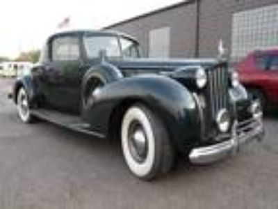 1939 Packard Rumble Seat Coupe