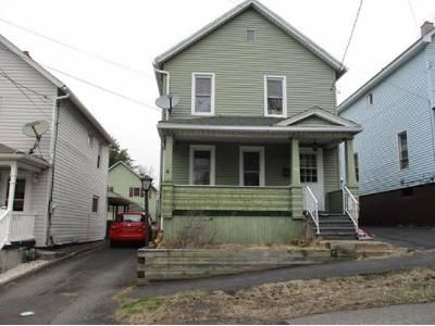 3 Bed 1 Bath Foreclosure Property in Carbondale, PA 18407 - Clark Ave