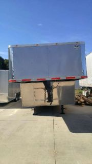 2017 Other New 8.5x28 Gooseneck Enclosed Trailer