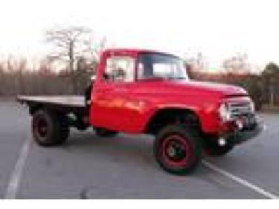 1964 International Harvester C1300 1 Ton 4WD