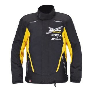 Find Ski-Doo X-Team Winter Jacket - Yellow motorcycle in Sauk Centre, Minnesota, United States, for US $247.99