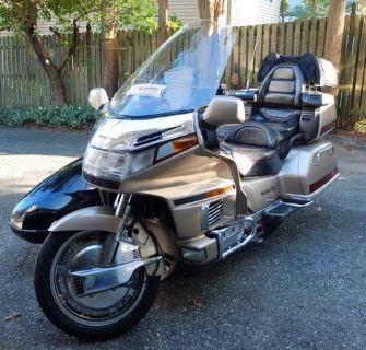 Trike 3 wheeler Motorcycle Cover Champion Trikes Honda Goldwing GL 1500