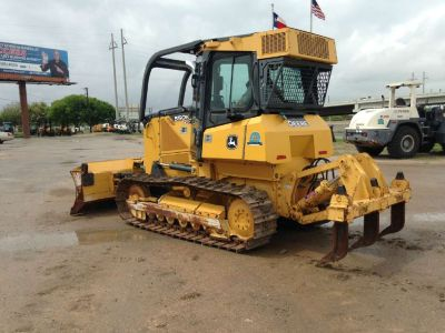 2012 John Deere Construction 550K