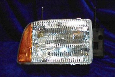 Find R HEADLIGHT 95 96 97 S10 BLAZER S-10 1995 1996 1997 New motorcycle in Saint Paul, Minnesota, US, for US $54.75