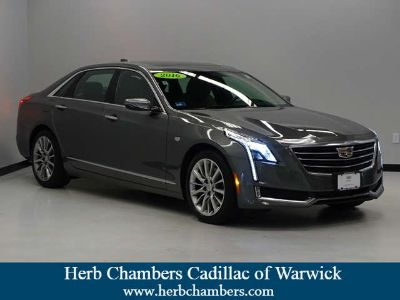 Used 2016 Cadillac CT6 4dr Sdn