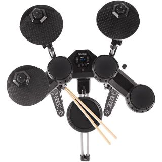 Simmons SD10 0KIT Compact 5-Piece Electronic Drum Set