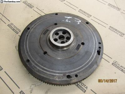 vanagon fly wheel (I3)