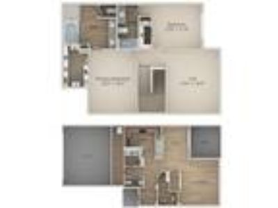 Riachi at One21 - Two BR 2-1_2 Bath Townhouse