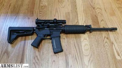 For Sale: AR15 Custom Build 556/223