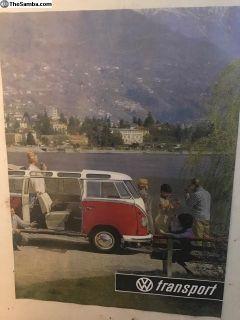 Vintage VW Posters
